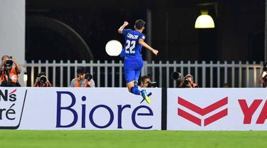 Timnas Thailand, Piala AFF 2018