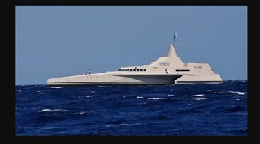KRI Klewang 625 TNI AL. Kapal siluman produksi Indonesia
