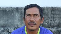 Mantan pemain Persebaya Surabaya, Nurkiman. (Tangkapan layar YouTube omah bal-balan)
