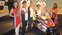 Keiikutsertaan Antangin dan Federal Oil menempatkan Indonesia di tengah-tengah negara besar lainnya dalam ajang motor balap bergengsi Moto2.