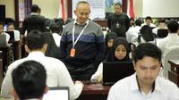 Kementerian BUMN Gelar Seleksi Kompetensi 220 Peserta Tes CPNS 2018. Dok Kementerian BUMN.