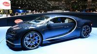 Bugatti Chiron (AFP Photo/Alain Grosclaude)