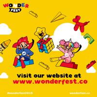 Liburan anak dan keluarga. (Foto: Dok. Wonderfest)
