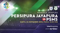 Persipura Jayapura vs PSMS