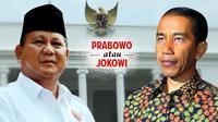 Prabowo Subianto dan Joko Widodo (Liputan6.com/Andri Wiranuari)