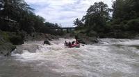 Ilustrasi – Arung jeram atau rafting, olahraga yang memacu edrenalin. (Foto: Liputan6.com/Dinkominfo Purbalingga/Purbalingga/Muhamad Ridlo)
