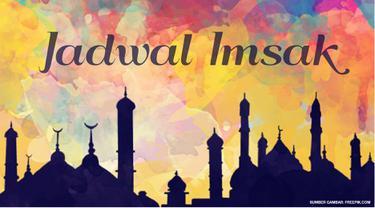 Ilustrasi Jadwal Imsak