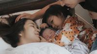 Keluarga Chelsea Olivia - Glenn Alinskie. (Instagram/ glennalinskie)