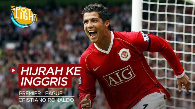 Berita video spotlight kali membahas tentang empat pemain yang berpeluang pindah ke Premier League, salah satunya ada nama Cristiano Ronaldo.