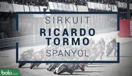 MotoGP_Sirkuit Ricardo Tormo, Spanyol (Bola.com/Adreanus Titus)