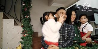 Judika dan Duma Riris mengungkapkan arti sebuah keluarga.