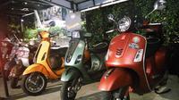Indonesia Scooter Festival (ISF) 2019 akan digelar pada 21 dan 22 September mendatang (Liputan6.com/ Switzy Sabandar)