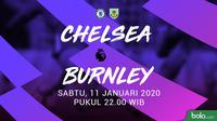 Premier League - Chelsea Vs Burnley (Bola.com/Adreanus Titus)