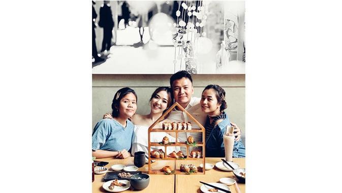 Gisel dan Wijin (Sumber: Instagram/jaysforeal)