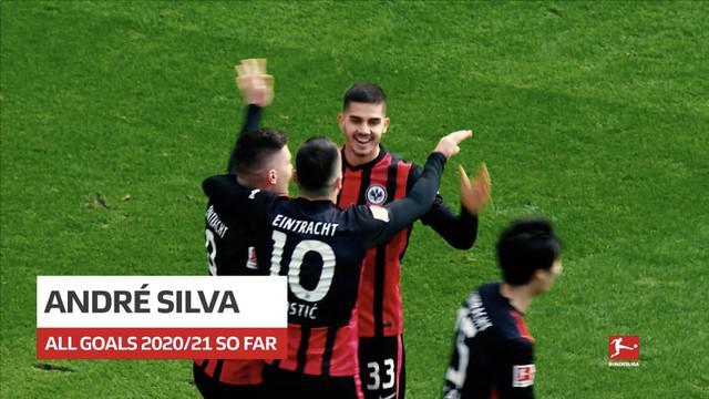 Berita video gol-gol Andre Silva, mantan striker AC Milan yang bersinar di Bundesliga 2020/2021 sejauh ini.