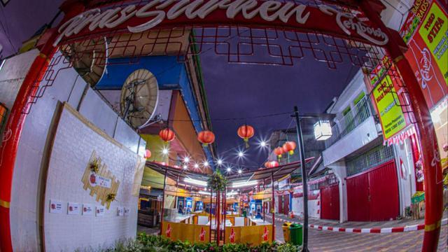 Teras Surken, Spot Kuliner Beragam Jajanan Legendaris di Tengah Kota Bogor