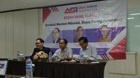 Arus Survei Indonesia merilis 10 nama politikus milenial yang berpotensi menjadi calon menteri Presiden Joko Widodo atau Jokowi. (Merdeka.com)