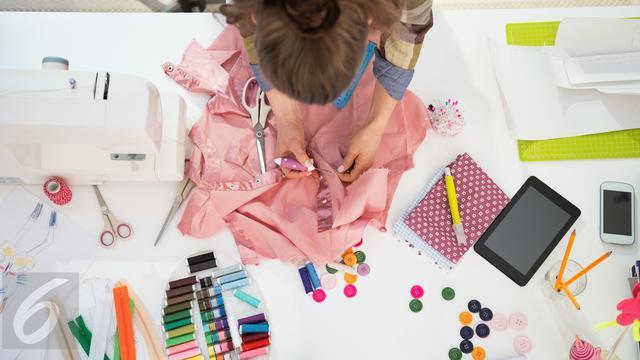 Cara Menjahit Baju Untuk Pemula Mudah Dipraktikkan Sendiri Hot