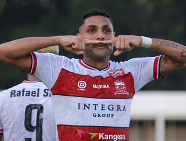 BRI Liga 1: Madura United melawan PSS Sleman