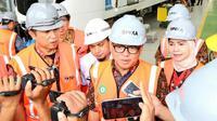 Kepala BPPT, Dr. Unggul Priyanto menegaskan pihaknya memiliki laboratorium teknologi yang berkompeten untuk mendorong industri dalam negeri lebih maju.