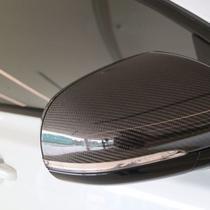 Kaca spion otomatis memanfaatkan motor listrik untuk melipatnya.