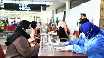 Top 3: Hasil Tes PCR Bandara Soetta Kini Bisa Keluar 3 Jam