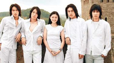 Soundtrack Drama Meteor Garden 2001 Vs 2018 Keren Mana News Entertainment Fimela Com