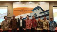 egiatan Sosialisasi dan Edukasi Pasar Modal Terpadu (SEPMT) 2019 di Bandung, Jawa Barat pada 19-20 Juni 2019. Liputan6.com/Bawono Yadika