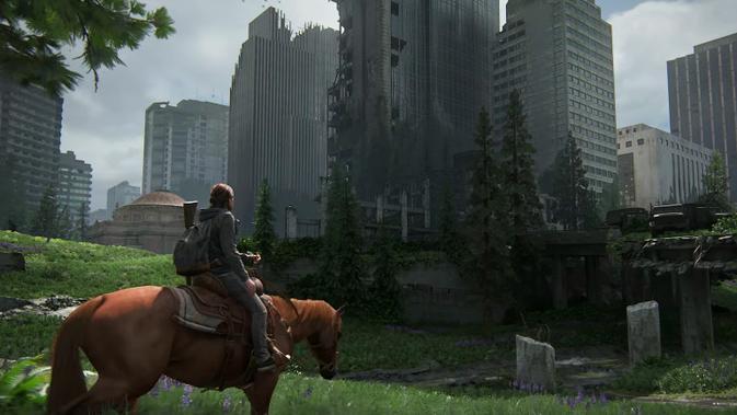Trailer terbaru The Last of Us 2 konfirmasi kapan gim ini dirilis. (Doc: PlayStation)