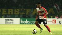 Alfath Faathier, bek sayap belia andalan Madura United. (Bola.com/Aditya Wany)