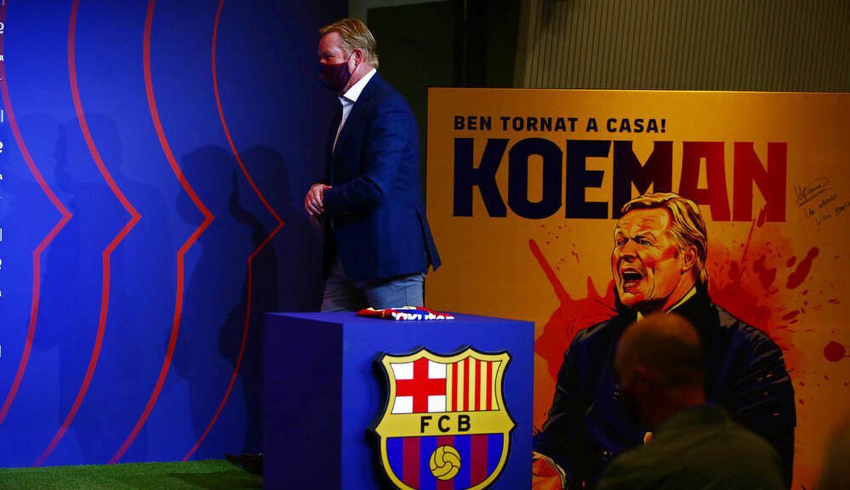 Koeman Barcelona