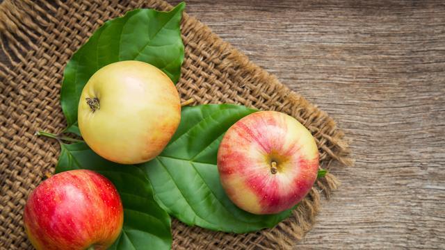 ilustrasi buah apel/pexels