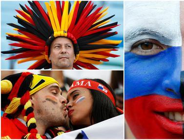Belgia, Panama, Piala Dunia 2018, Pesta Bola 2018