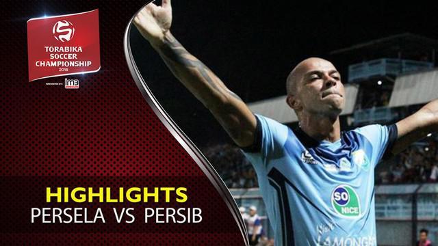Video highlights TSC 2016 antara Persela Lamongan melawan Persib Bandung yang berakhir dengan skor 2-1 di Stadion Surajaya, Lamongan.