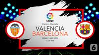 Valencia vs Barcelona (liputan6.com/Abdillah)