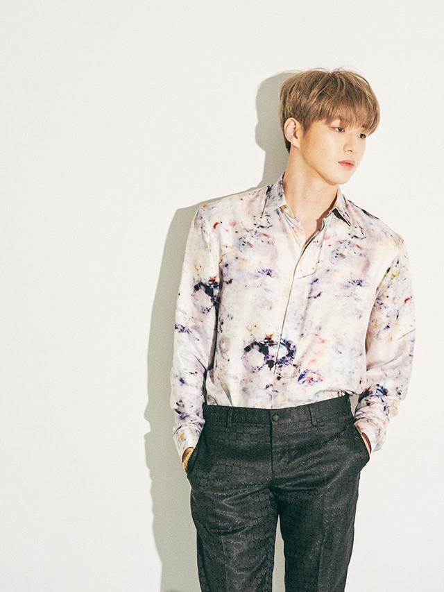 Kang Daniel (Naver/ Sony Music Korea )