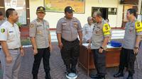 Perang terhadap obesitas alias berat badan berlebih dilakukan Kepolisian Daerah (Polda) Gorontalo. (Liputan6.com/Arfandi Ibrahim)