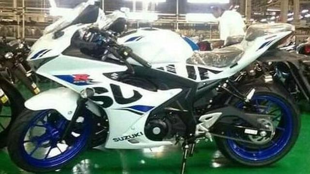 Suzuki Resmi Hadirkan Gsx R150 Dengan Warna Baru Harga Naik