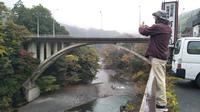 Tamagawa salah satu sungai di Jepang, yang melintasi kota Tokyo yang berair jernih (Dok.Suparno Jumar--Hakikat Ciliwung)