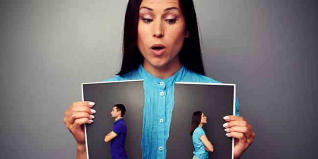 Alasan orang bertahan dalam hubungan tak bahagia/copyright Shutterstock.com