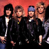 Formasi awal Guns N Roses.