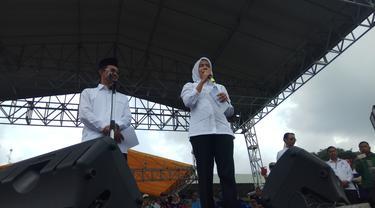 Adik Romi Herton Rasakan Kemudahan Jadi Peserta Wanita di Pilkada Palembang