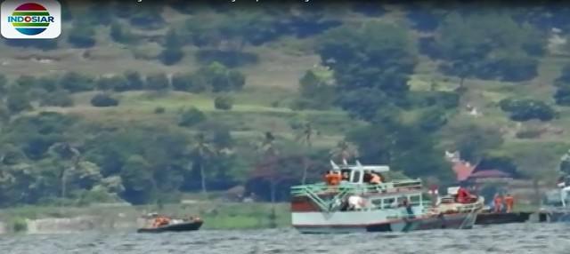 Basarnas sebelumya menyatakan telah menemukan KM Sinar Bangun di dasar Danau Toba.