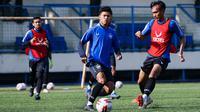 Sesi latihan skuad PSIS Semarang di Stadion Citarum, Kamis (27/5/2021). (Dok PSIS Semarang)