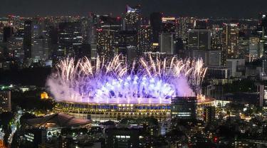 Foto Terbaik Olimpiade Tokyo 2020 Hari ini