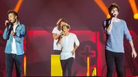 One Direction manggung di Detroit (Dailymail)