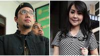 Sandy Tumiwa-Tessa Kaunang (Adrian Putra/Bambang E. Ros/Bintang.com)
