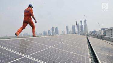 Pemanfaatan Tenaga Surya Sebagai Sumber Energi Listrik Alternatif