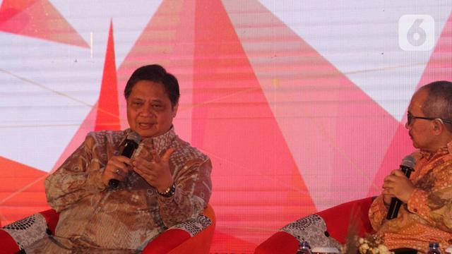 Airlangga dan Bahlil Bahas Optimisme Pembangunan dan Peluang Nasional