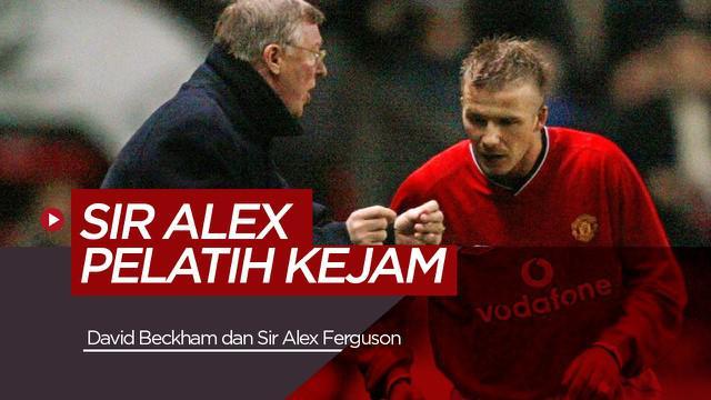 Berita Video Legenda Manchester United, David Beckham Ungkap Rahasia Sukses Sir Alex Ferguson